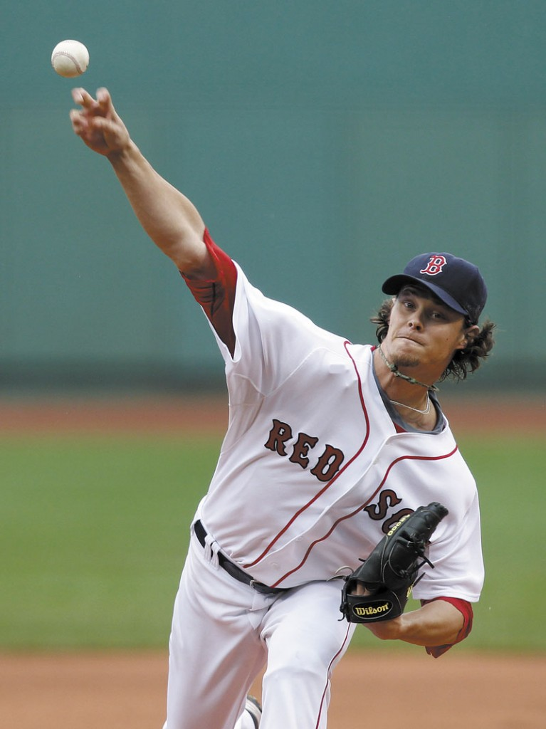 STILL HURTING: Boston Red Sox starting pitcher Clay Buchholz has been on the disabled list with a sore back since June 17. He will see a back specialist Monday.