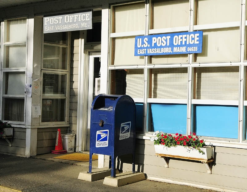 The East Vassalboro Post Office is located on state Route 32 in the village.