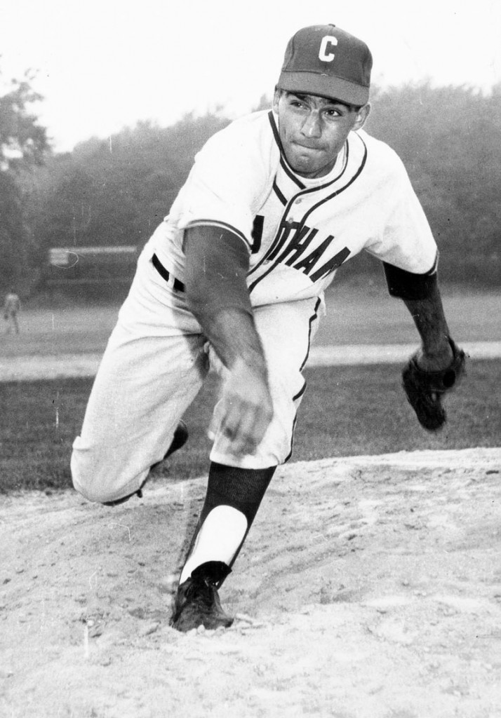CAPE COD LEAGUE HALL OF FAMER: Joe Jabar, who was the Cape Cod League's most outstanding pitcher in 1966 and 1967, is an honorary captain for the East at this year's Cape Cod League all-star game, which will take place at Fenway Park on Friday.
