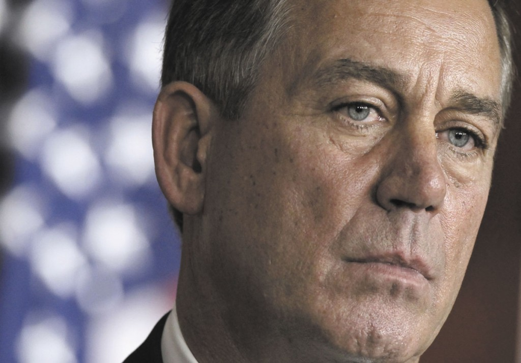 House Speaker John Boehner of Ohio got his debt bill passed in the House on a narrow vote, but it failed in the Senate.