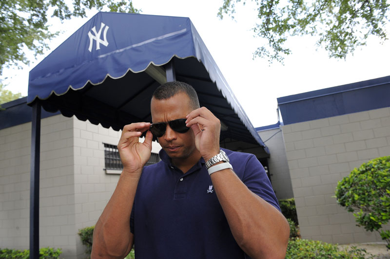 LET'S TALK: Major League Baseball is looking into allegations that Alex Rodriguez took place in high-stakes poker games that reportedly included brawls and cocaine use.