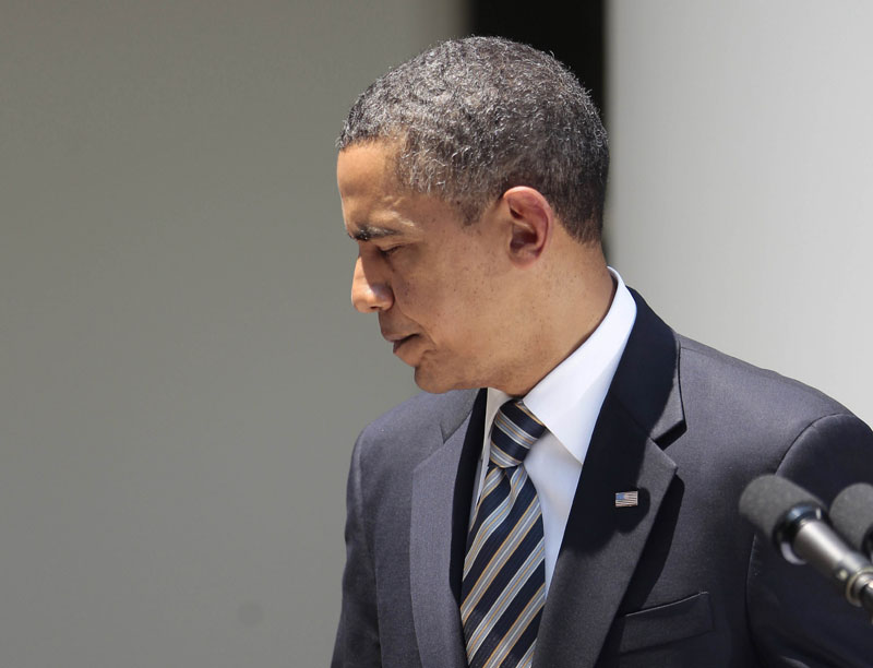 MORE TO BE DONE: President Barack Obama signed legislation that will cut federal spending by $2.1 trillion or more during the next decade. But he also challenged Republicans to accept higher taxes on the wealthy in a second round of deficit cuts this fall.