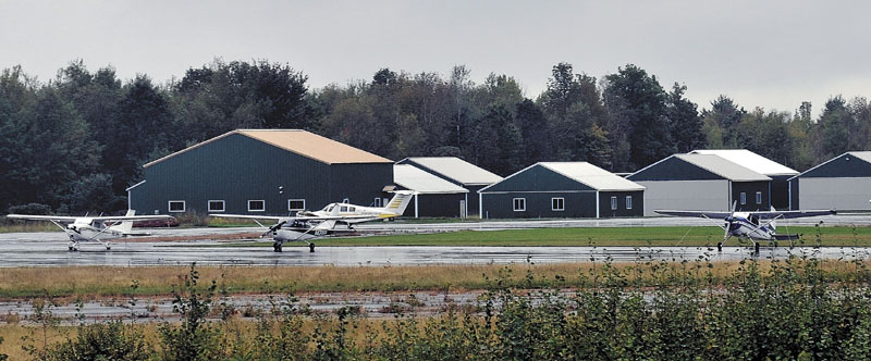 UNDER REVIEW: Waterville officials are taking a long, hard look at the Robert LaFleur Municipal Airport, its finances, security and personnel.