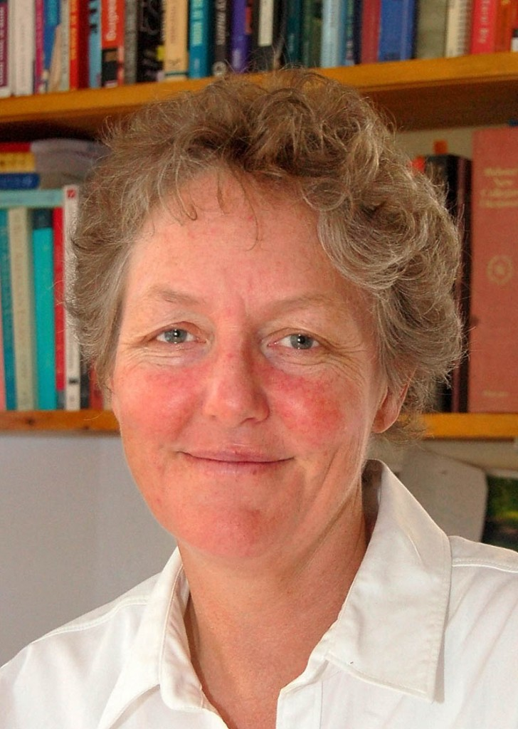 JOURNEY AHEAD: Gretchen Legler, University of Maine at Farmington professor of creative writing, was recently named a 2011 Fulbright Scholar to the Kingdom of Bhutan.