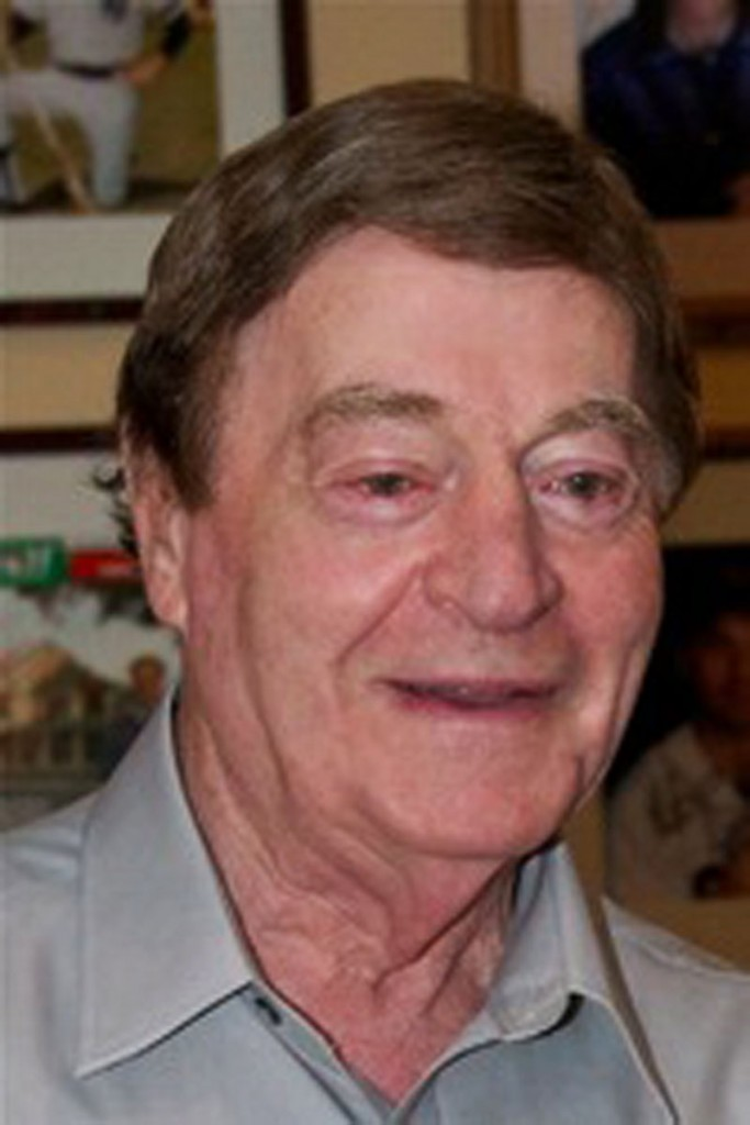 In this undated obituary photo provided by the Sun Journal, Frank Julian smiles in a photo. Julian was the former boyfriend of Kitty Wardwell, who went missing at age 29 in 1983. State authorities are planning an autopsy on human remains found in a Lewiston storage facility last week that may be those of Wardwell.