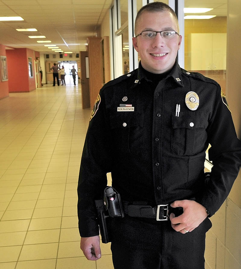 Three Winslow police officers take on new roles ...