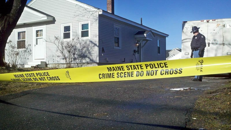 Maine State Police have marked the home of missing toddler Ayla Reynolds as a crime scene. The agency's Evidence Response Team as well as Incident Command and Communication trucks are also at the Waterville home where the 20-month-old child was reported missing Saturday morning.