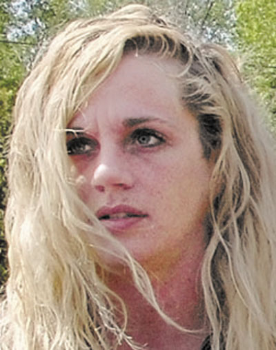 Krista MacIntyre, a former waitress at the Grand View Topless Coffee Shop