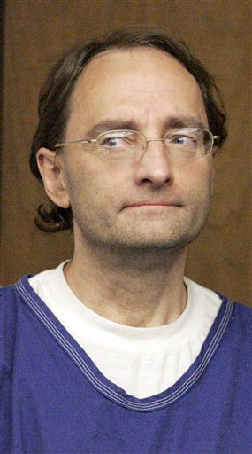 In this July 8, 2011, photo, Christian Karl Gerhartsreiter, a German man who masqueraded as a member of the Rockefeller family, appears in an Alhambra, Calif. court.