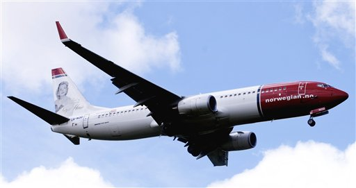Budget carrier Norwegian Air Shuttle ASA recently ordered 122 Boeing 737 aircraft and 100 Airbus A320 planes for delivery starting in 2016.