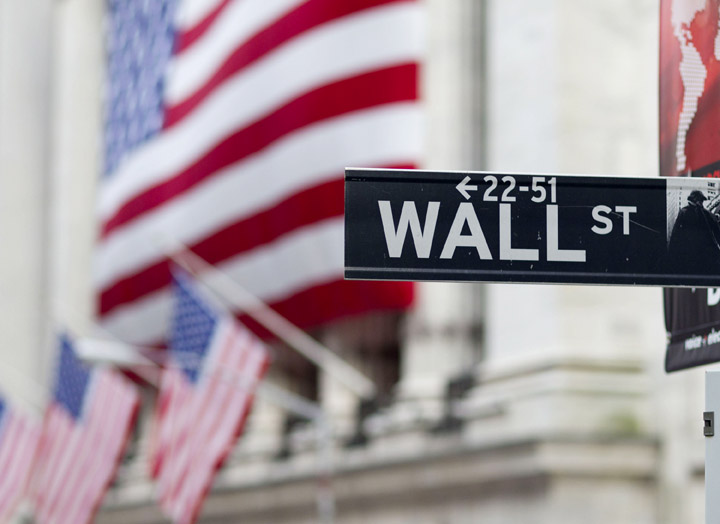 Though it's a long way to go to get the country back to economic health, there are encouraging signs on Wall Street.