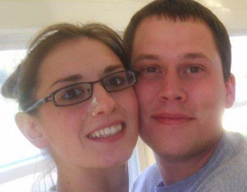 Police believe Daniel Porter, 24, and Cheyanne Nowak, 25, may have been the last people to see Perdomo.