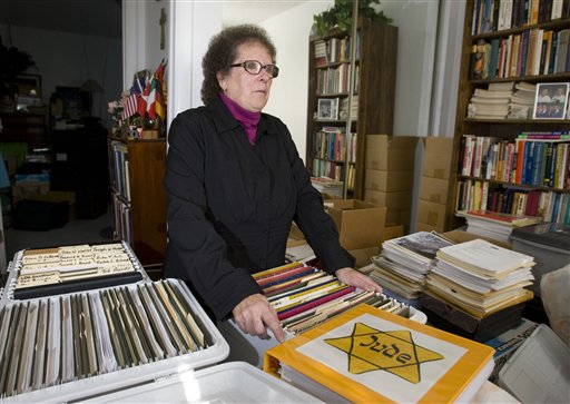 Helen Radkey is a researcher who has publicized the LDS Church's proxy baptisms of Holocaust victims and Catholic Saints.