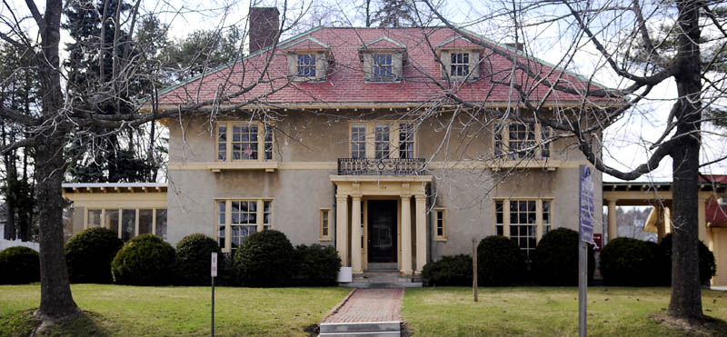 The family of Maine publisher Guy Gannett wants to turn his house in Augusta into a museum.