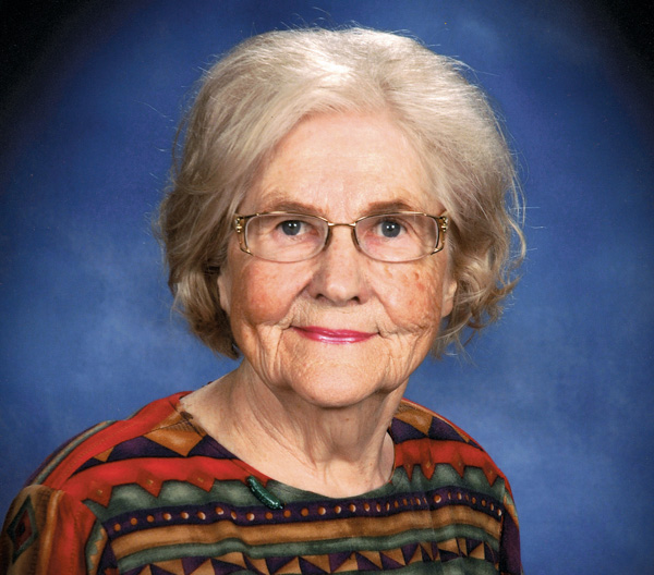 An undated photo fo Grand Forks Herald columnist Marilyn Hagerty, a North Dakota newspaper columnist, focuses on local food and reviewed her town's hot new restaurant Wednesday, March 7, 2012, which in North Dakota can mean chain restaurants that are shunned by big-city food critics. Because the restaurant was the Olive Garden, her earnest assessment swiftly became an Internet sensation, drawing comments both sincere and sarcastic from food bloggers. (AP Photo/Grand Forks Herald)