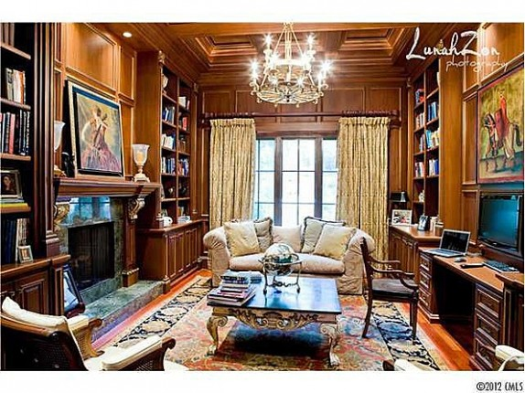 """The interior of the North Carolina home that's likely to be seen on """"The Bachelorette."""""""
