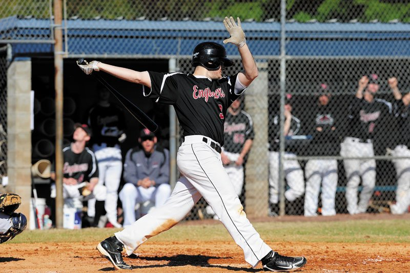 Breakthrough season: Worcester Polytechnic Institute center fielder John Flynn is off to a great start for the Engineers. The Lawrence graduate hit .393 in WPI's first 15 games. Baseball WPI TRINE Spring 2011 March Florida Winter Haven