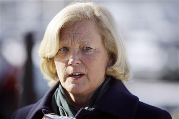 U.S. Rep. Chellie Pingree, D-Maine, has decided against a run for the Senate seat being vacated by Sen. Olympia Snowe, R-Maine.