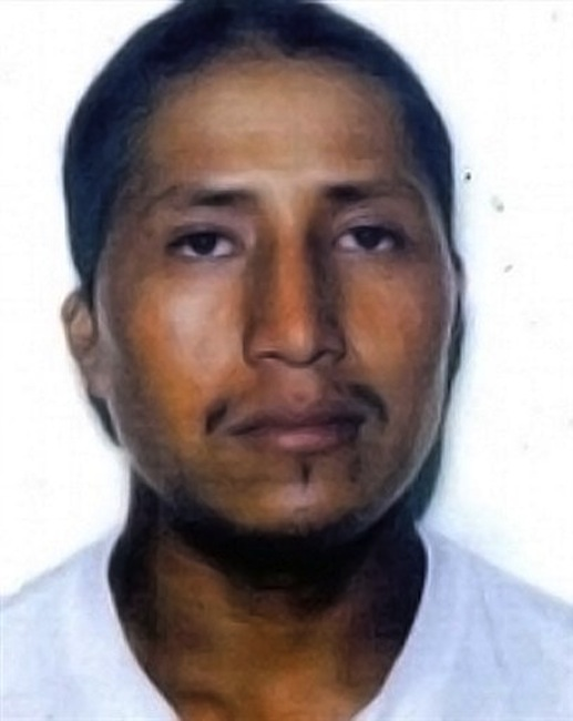 Felipe Santos is seen in an undated photo provided by the Collier, Fla., Sheriff's Office. Santos and Terrance Williams disappeared into thin air eight years ago off the streets of southwest Florida. Santos, an illegal immigrant, and Williams, a black man, had little in common until they disappeared within months of each other about eight years ago in southwest Florida, except that both went missing right after encounters with then-Collier Sheriffís Deputy Steven Calkins. (AP Photo/Collier Sheriff's Office)
