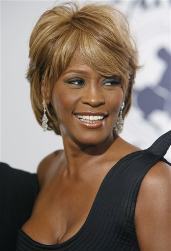 Singer Whitney Houston died on Feb. 11 at the age of 48.