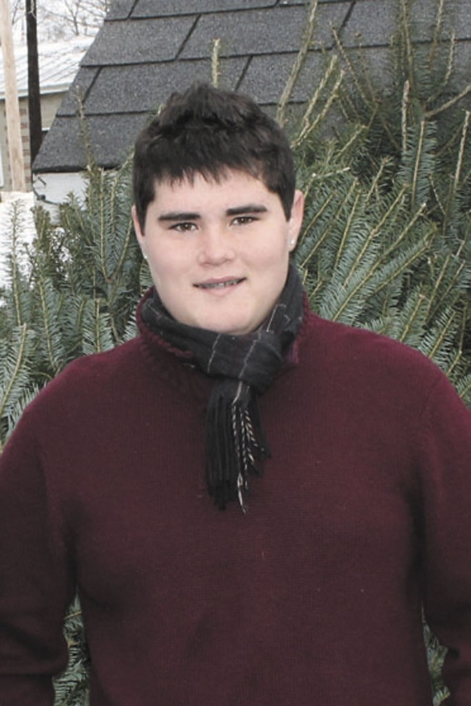 """Trevor Meader, 15, of Oakland, says he has been bullied over the years and works on bullying prevention projects with the Maine youth empowerment group Project Aware. Meader says he thinks the controversial documentary """"Bully"""" might have been more powerful it was left uncut, but still wants to see it when it opens in Maine on Friday."""