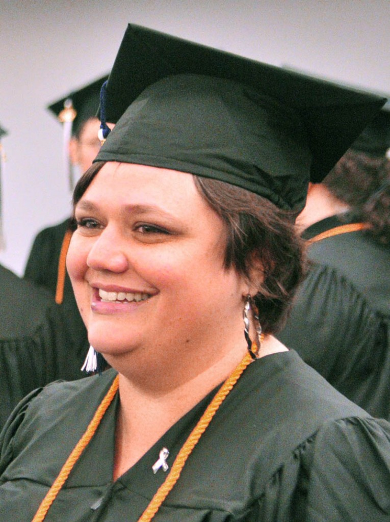 Tessa Pyles, who says she was raised in a cult and home schooled, plans to attend graduate school.