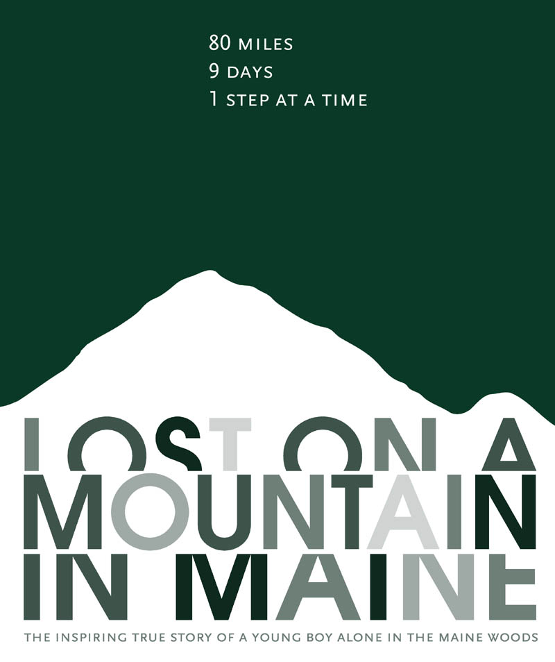 FROM BOOK INTO MOVIE: Waterville native and filmaker Ryan Cook is auditioning actors Thursday for his upcoming film about Donn Fendler when he was a 12-year-old lost on Mt. Katahdin for nine days in 1939.