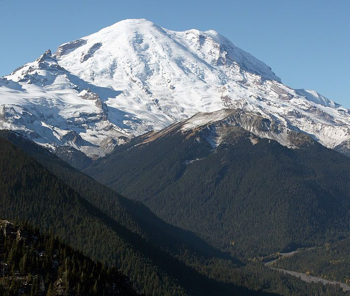 Mount Rainier last claimed the life of a climbing ranger in 1995, when two rangers died after falling 1,200 feet during a glacier rescue.