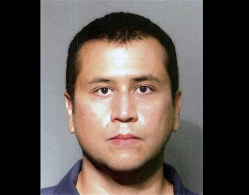 This file booking photo provided by the Seminole County Sheriff's Office shows George Zimmerman. Zimmerman is charged with second-degree murder in the shooting of Trayvon Martin. Zimmerman poses no threat to the community and should be released a second time on bail, his attorney said in a court motion released Monday, June 25, 2012. (AP Photo/Seminole County Sheriff's Office, File)