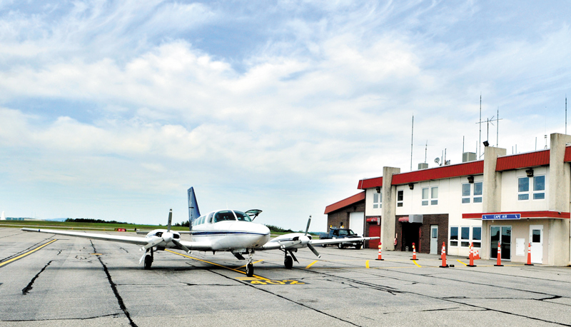 The Augusta State Airport (AUG) will get $1 million from a federal grant to keep the facility operational during snowstorms.