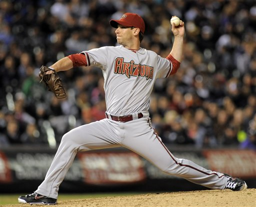 The Red Sox have acquired left-handed pitcher Craig Breslow in a trade.