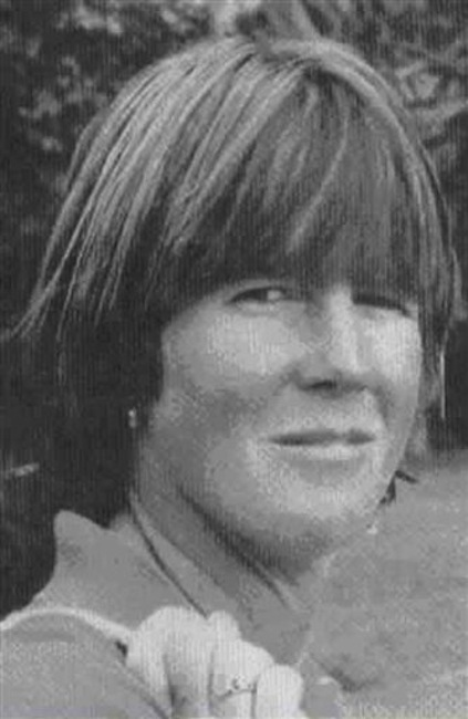 This undated photo provided by the Vermont State Police shows Sarah Hunter. Vermont State Police investigators say 52-year-old David Allan Morrison, who is in prison in California, is being charged with first-degree murder in the the 1986 killing of Hunter, 36, a golf pro from Manchester. Vermont State Police Lt. Tim Oliver said Monday, July 2, 2012 that Morrison was a top suspect in the killing of Hunter immediately after her death, but investigators at that time couldn't find the evidence needed to charge him. (AP Photo/ Vermont State Police)