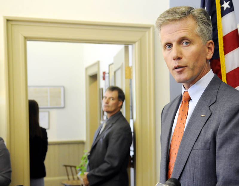 Secretary of State Charlie Summers, a Republican who is running for U.S. Senate, has said he opposes same-sex marriage.