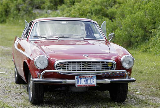 Irv Gordon's Volvo P1800 already holds the world record for the highest recorded milage on a car and he is less than 40,000 miles away from passing three million miles on the Volvo.