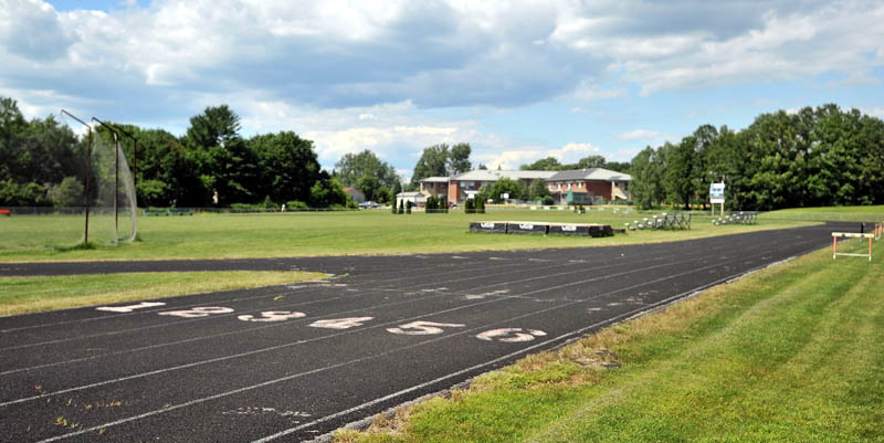 Winslow High School track is slated to be repaved beginning July 26. Winslow council unanimously authorized the town to borrow up to $200,000 for the project.