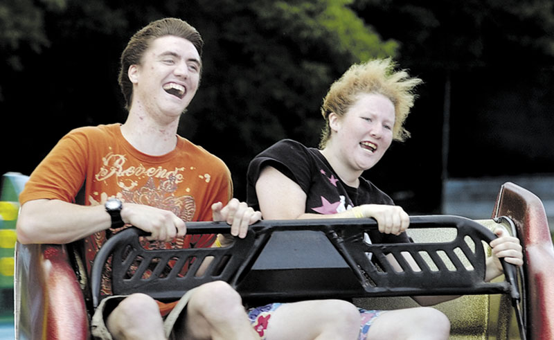 The Monmouth Fair, which runs Wednesday through Saturday, is celebrating its 102nd year.