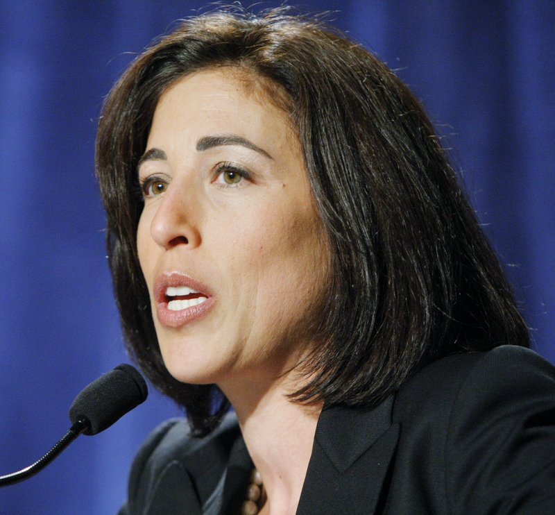Former Democratic gubernatorial candidate Rosa Scarcelli in a 2010 photo.