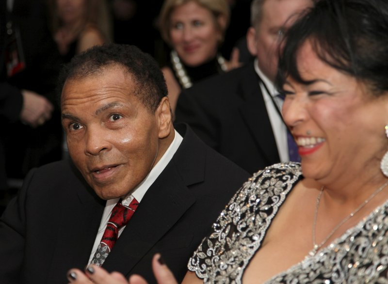 Muhammad Ali, 70, will receive the Liberty Medal in a Sept. 13 ceremony. His wife, Yolanda, is expected to make remarks on behalf of Ali, whose speech has been affected by Parkinson's.