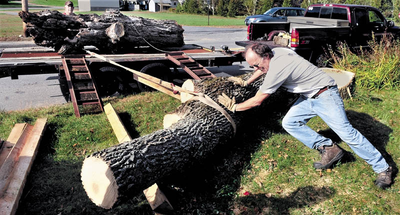 The sluggish economy has made living in rural communities more difficult for many Mainers