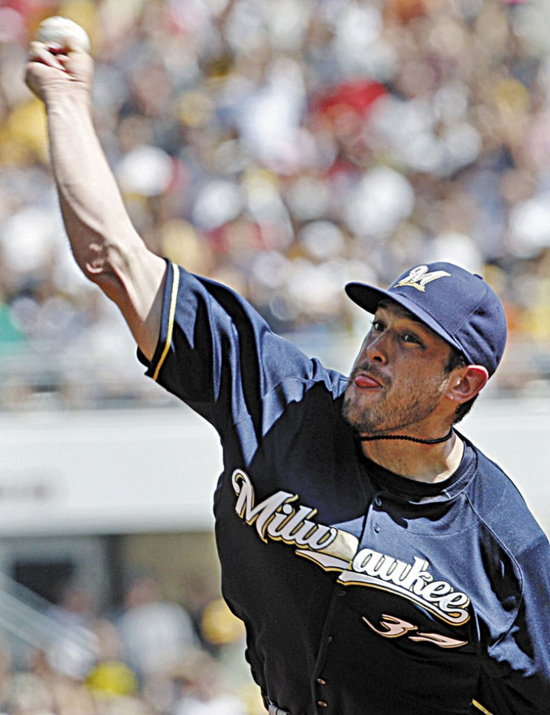 After dealing with various injuries over the years, Orrs Island native Mark Rogers is finally healthy and enjoying success with the Milwaukee Brewers.