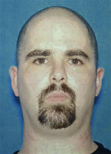This undated photo provided by the FBI today shows Wade Michael Page, the suspect in Sunday's Sikh temple shootings in Oak Creek, Wis.