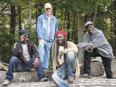 READY TO GROOVE: Stream Reggae will perform Saturday at Reggae Fest: Jamaican Style at Lakeside Orchards in Manchester.