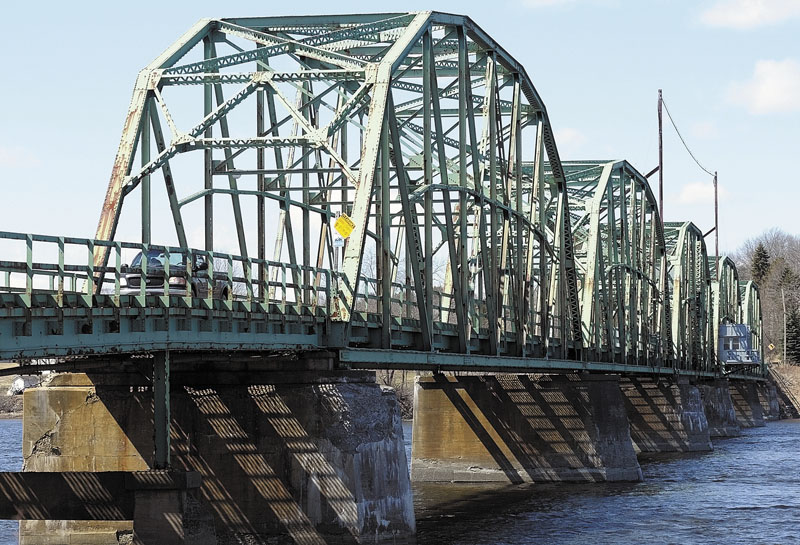The Obama administration has given fast-track approval for a new Richmond-Dresden bridge. The $25 million project was pushed ahead as a jobs creator.