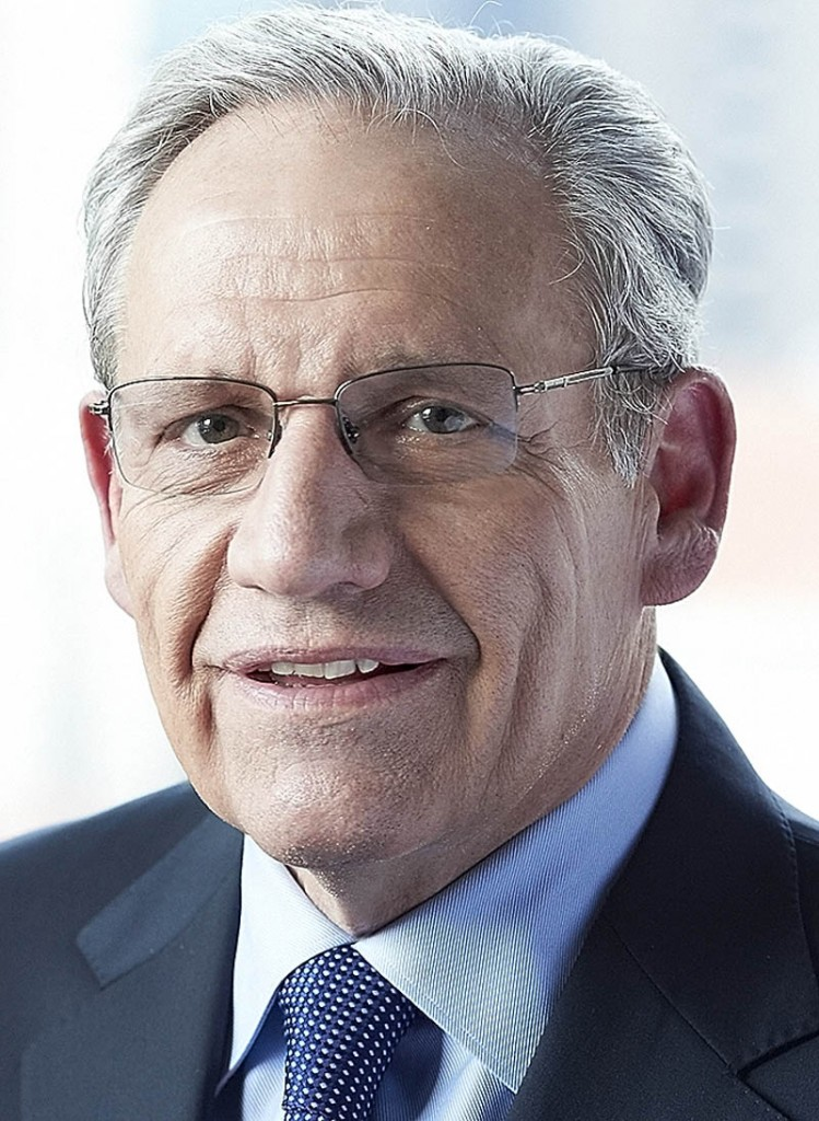 Watergate reporter and Washington Post associate editor Bob Woodward is the 2012 receipent of Colby College's Lovejoy Award honoring courageous journalism.