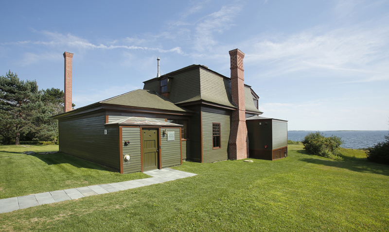The Winslow Homer studio at Prouts Neck in Scarborough will open for tours beginning on Sept. 25.