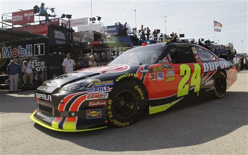 Even after a disappointing performance in the first race of the Chase for the NASCAR Sprint Cup, Jeff Gordon still has a shot to win the title.