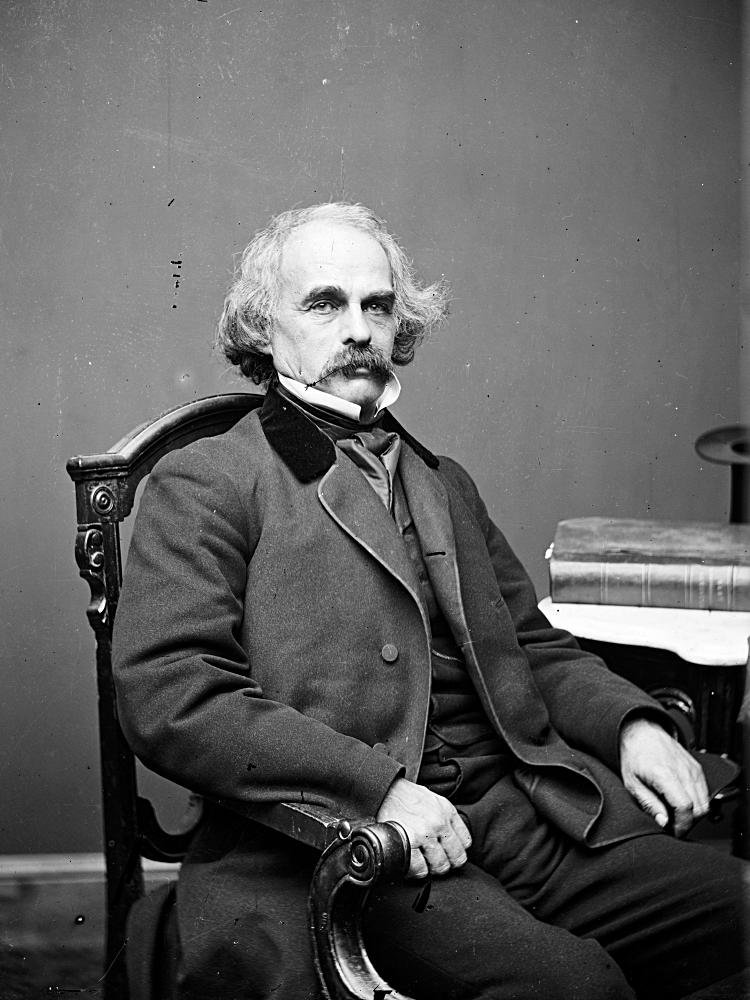 Nathaniel Hawthorne used every bit of his literary talent to write a sympathetic biography of Franklin Pierce.
