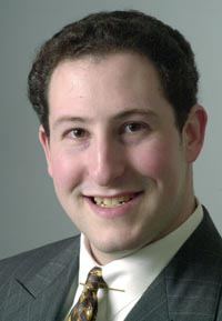 A May 4, 2000, file photo of Adam Mack, who served as a Republican member of the Maine House of Representatives between 1997 and 2000.