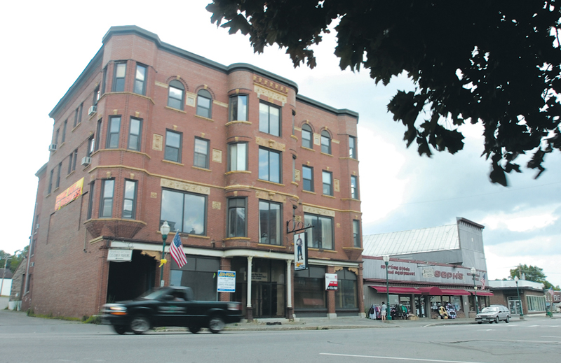 The Gerald Hotel in Fairfield is the subject of a $6.4 million renovation project by the Kennebec Valley Community Action Program.