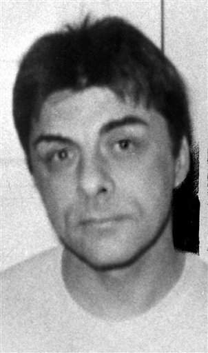 Robert Kosilek, in a 1990 booking photo from the New Rochelle, N.Y., police department.